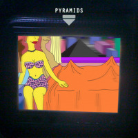 Frank Ocean Pyramids Artwork