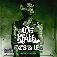Listen to a new hiphop song Ozs and Lbs - Wiz Khalifa