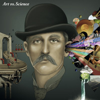 Art vs Science Finally See Our Way Artwork