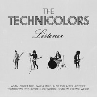 The Technicolors Sweet Time Artwork
