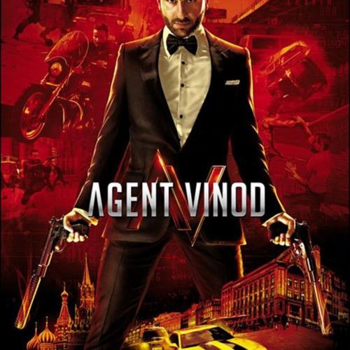 Агент Винод / Agent Vinod (2012) .