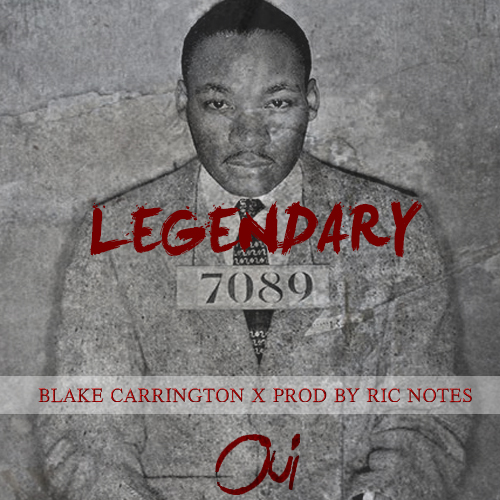  MUSIC: Blake Carrington  Legendary
