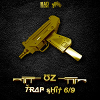 UZ TRAP SHIT V8 Artwork