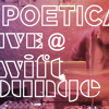 D Poetica LIVE @ Swift Lounge.  Thursday June 21st 2012.