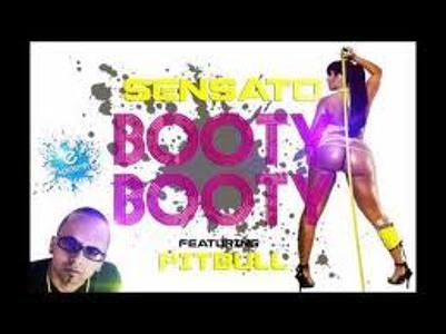 04 Sensato & Pitbull   Booty Booty