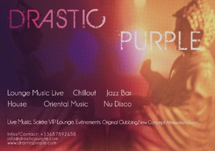 Drastic purple mix live 2012
