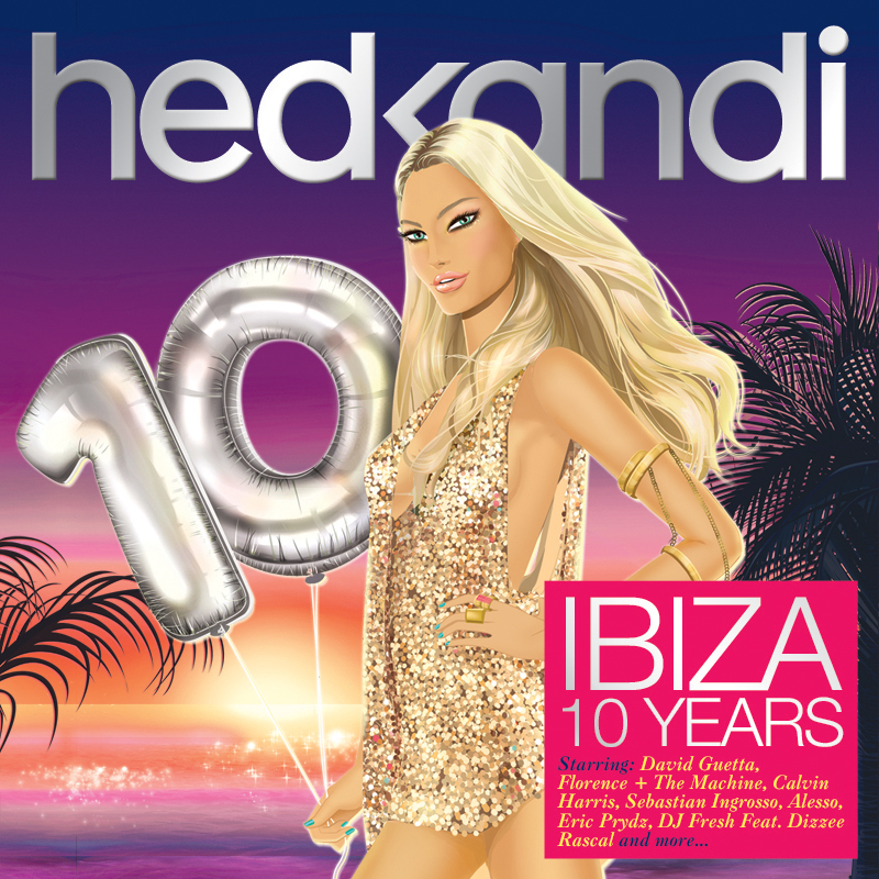 Hed Kandi presents Ibiza 10 Years compilation