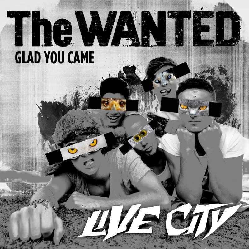 The Wanted   Glad You Came (Live City Remix)