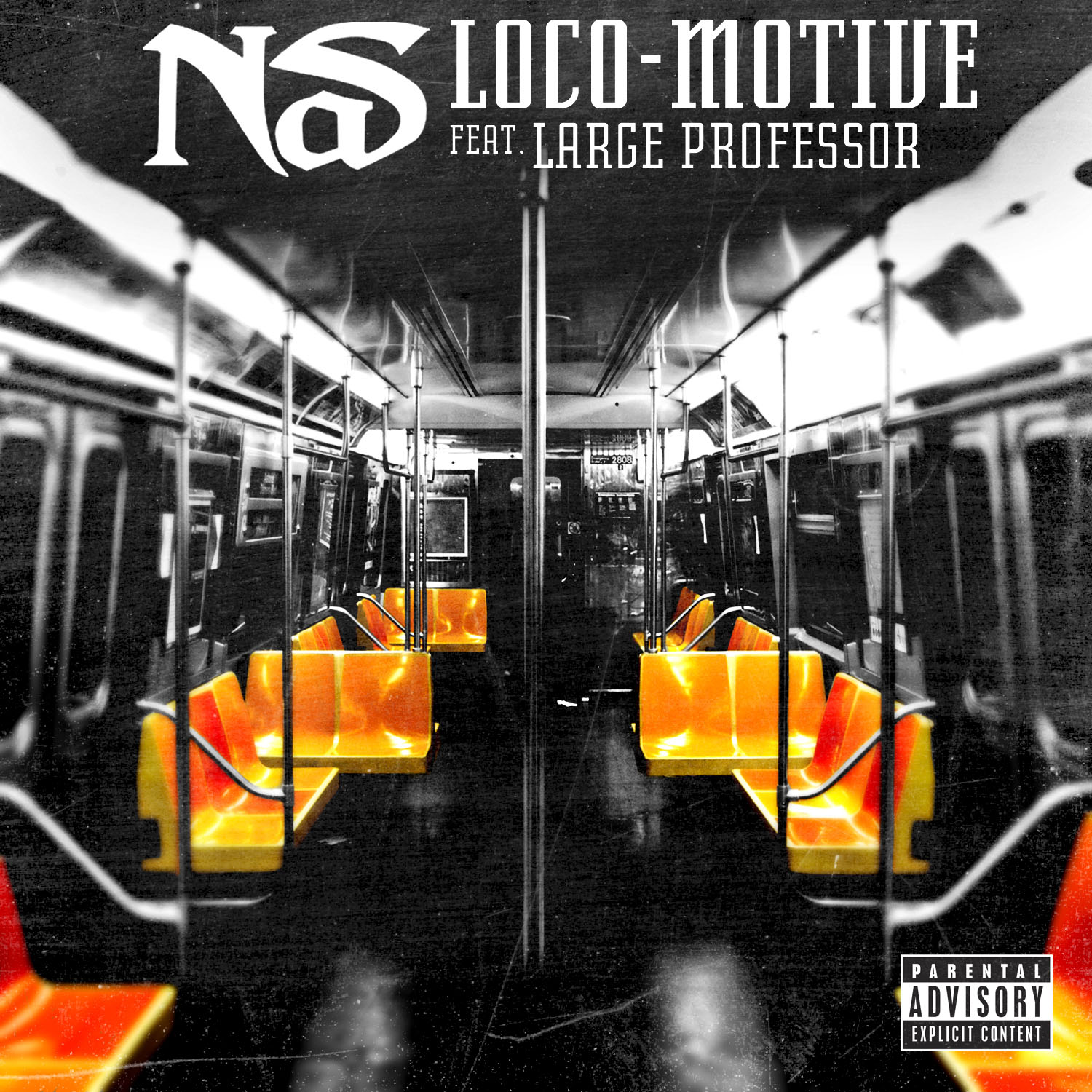 "Nas ""Loco-Motive"" (con Large Professor prod. No I.D.)"