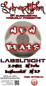 X-Pose - New Beats LabelNight @ Schranzkitchen [Cuebase FM]  Artworks-000026081537-e0ff9d-crop