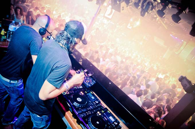 Junior Jack & Kid Creme live set @ Defected In The House Pacha, Ibiza July 2012