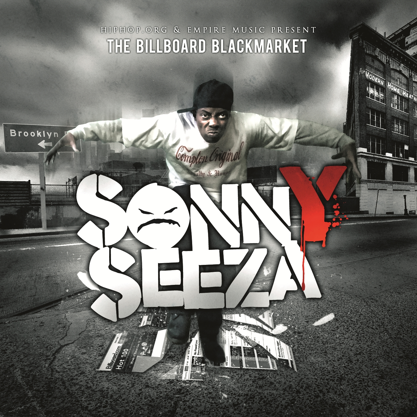 Sonny Seeza (Onyx) - The Billboard Blackmarket
