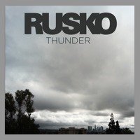 Listen to a new remix song Thunder (Tantrum Desire Remix) - Rusko (ft. Bonnie McKee)