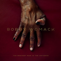 Bobby Womack Love Is Gonna Lift You Up (Julio Bashmore Remix) Artwork