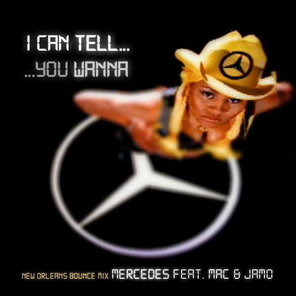 NO BOUNCE   I Can Tell (Bounce Mix) - Mercedes feat. Mac & Jamo