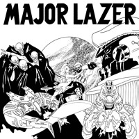 Hot Chip Look At Where We Are (Major Lazer vs Junior Blender Remix) Artwork