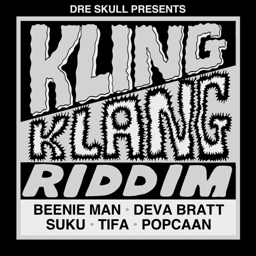 Tifa, Champion Bubbler, presented by Dre Skull. Dancehall music. Kling Klang riddim.
