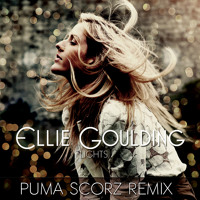Listen to a new  song Lights (Puma Scorz Remix) - Ellie Goulding
