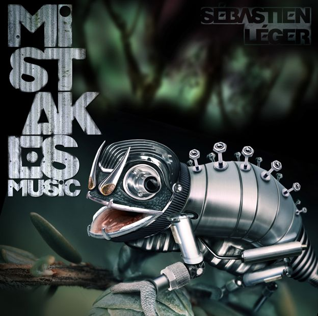 Out Now: Sebastien Leger   Back on Track EP [Mistakes] edm music