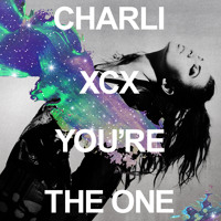 Charli XCX You're The One (St. Lucia Remix) Artwork