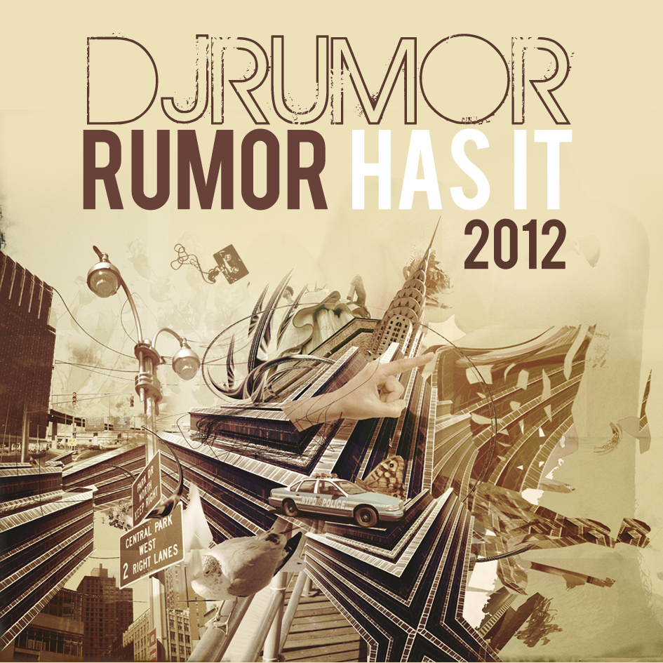 DJ RUMOR LOGO