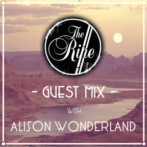 Click to listen to the Alison Wonderland Ripe Guest Mix on our Soundcloud