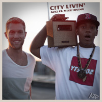 Listen to a new hiphop song City Livin' - Aziz ft. Mike Irving