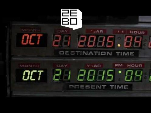 Zebo - Trap to the Future Part 2 mixtape.