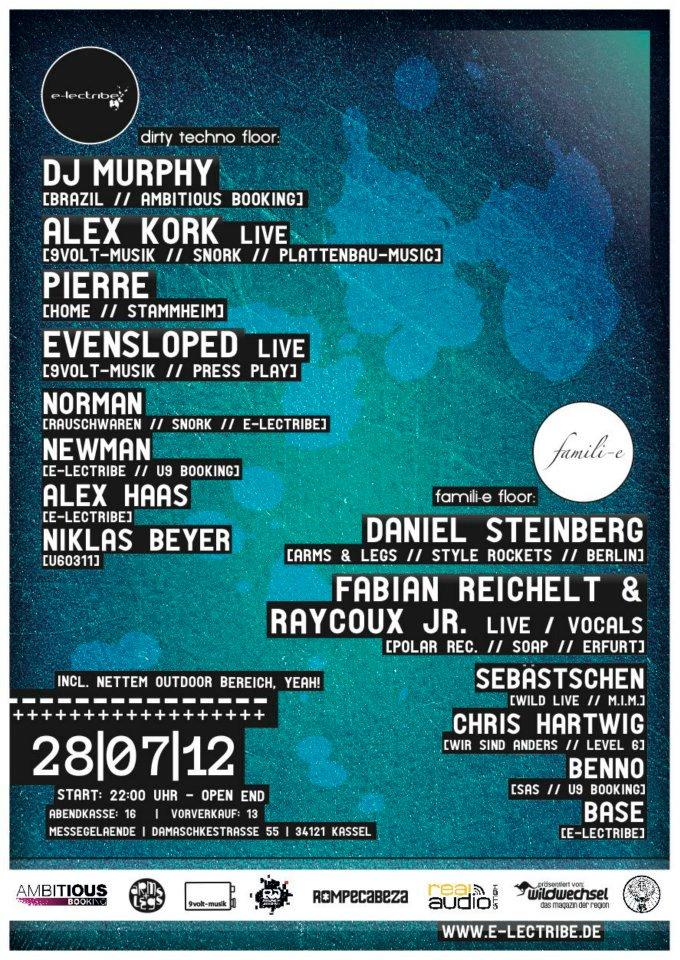DJ Murphy - Live @ E-lectribe - Kassel - Germany - 28-07-2012 Artworks-000027824664-zbvvc9-original