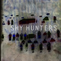 Shy Hunters Stained Glass House Artwork