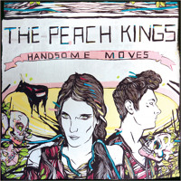 The Peach Kings Like A Stone Artwork