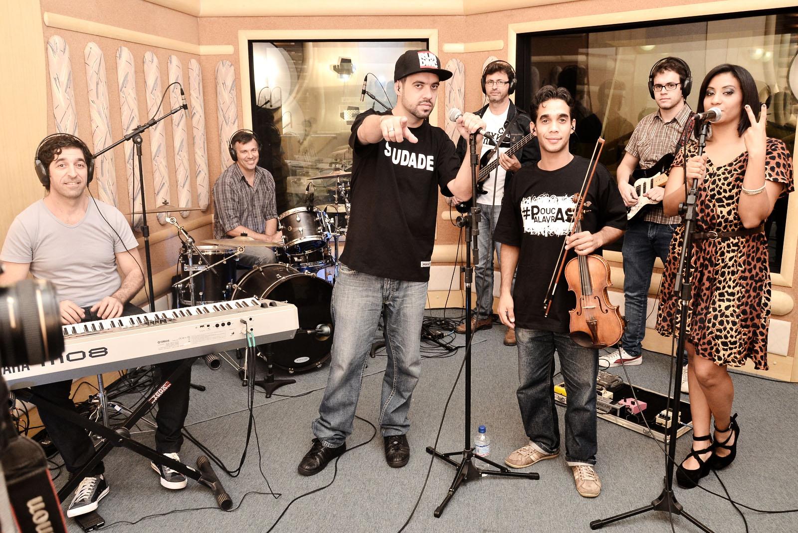 #RapBR - Inquérito regrava 'Dia dos Pais' em versão ao vivo