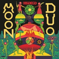 Moon Duo Sleepwalker Artwork