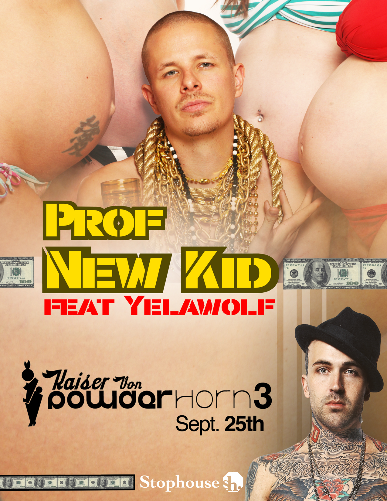 Prof - New Kid feat. Yelawolf