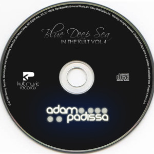 Adam Padissa - BlueDeepSea (Original Mix) //KultMusic Recordings PARIS,FRANCE