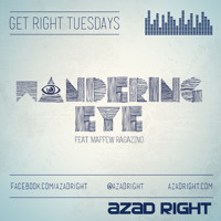 Listen to a new hiphop song Wandering Eye ft. Maffew Ragazino (Prod. by Kalby) - Azad Right