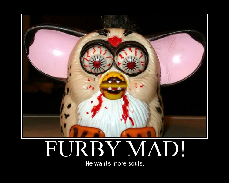 Funny Furby Quotes