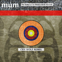 Múm Ballad Of Broken Birdie Records (Cry Wolf's Dreamscape Remix) Artwork