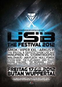 ViperXXL @ USB Festival - Butan - Wuppertal - Germany - 17-08-2012 Artworks-000028786224-usea3l-crop