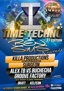 Alex TB vs Buchecha - 4 Decks @ Time Techno Festival - Motril - Spain - 14.08.2012 Artworks-000028797210-3cj6h2-crop