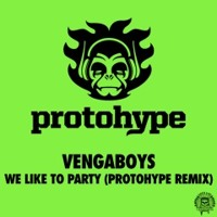 Listen to a new remix song We Like To Party (Protohype Remix) - Venga Boys
