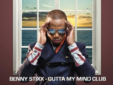Baltimore Club mp3 download of DJ Benny Stixx and B.o.B. - Outta My Mind