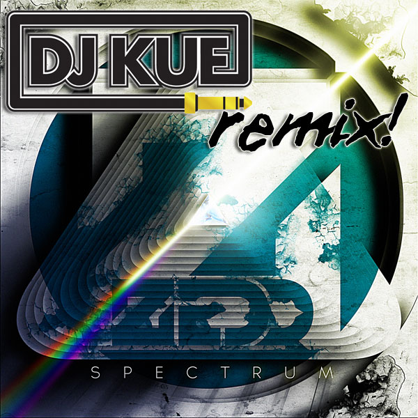 Zedd feat. Matthew Koma - Spectrum (It's The DJ Kue Remix feat Metafisix!)