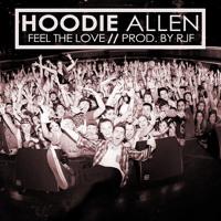 Hoodie Allen Feel The Love Artwork