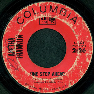 ‎One Step Ahead (Disco Tech edit) by Aretha Franklin