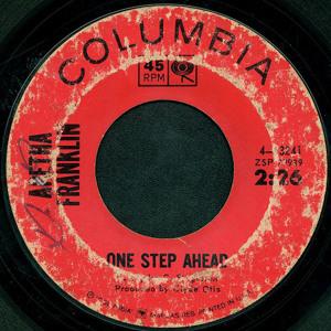 One Step Ahead (Disco Tech edit) by Aretha Franklin