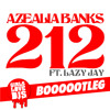 Azealia Banks - 212 FT Lazy Jay (GirlsLoveDJs Bootleg)