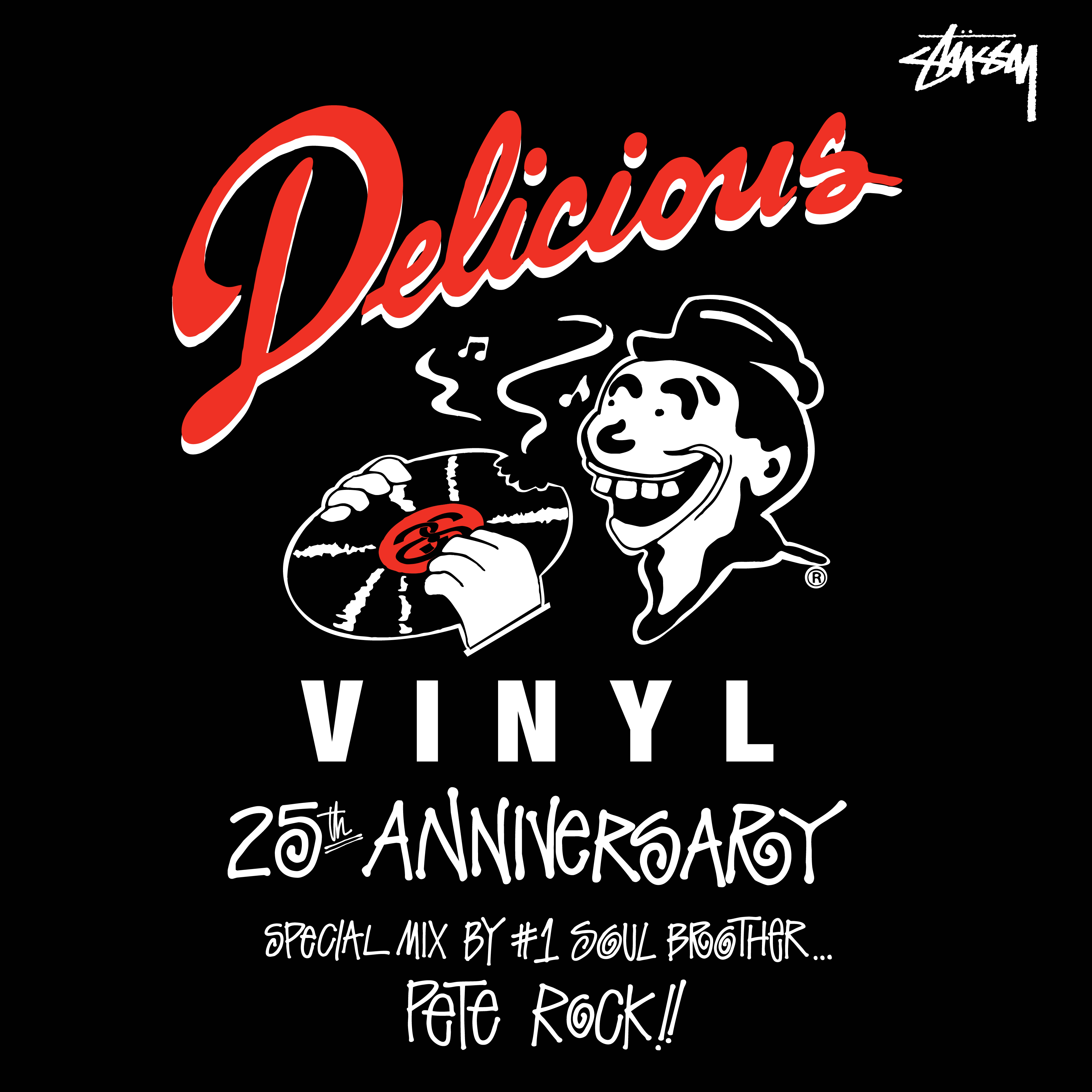 Pete Rock - Delicious Vinyl 25th Anniversary Mix