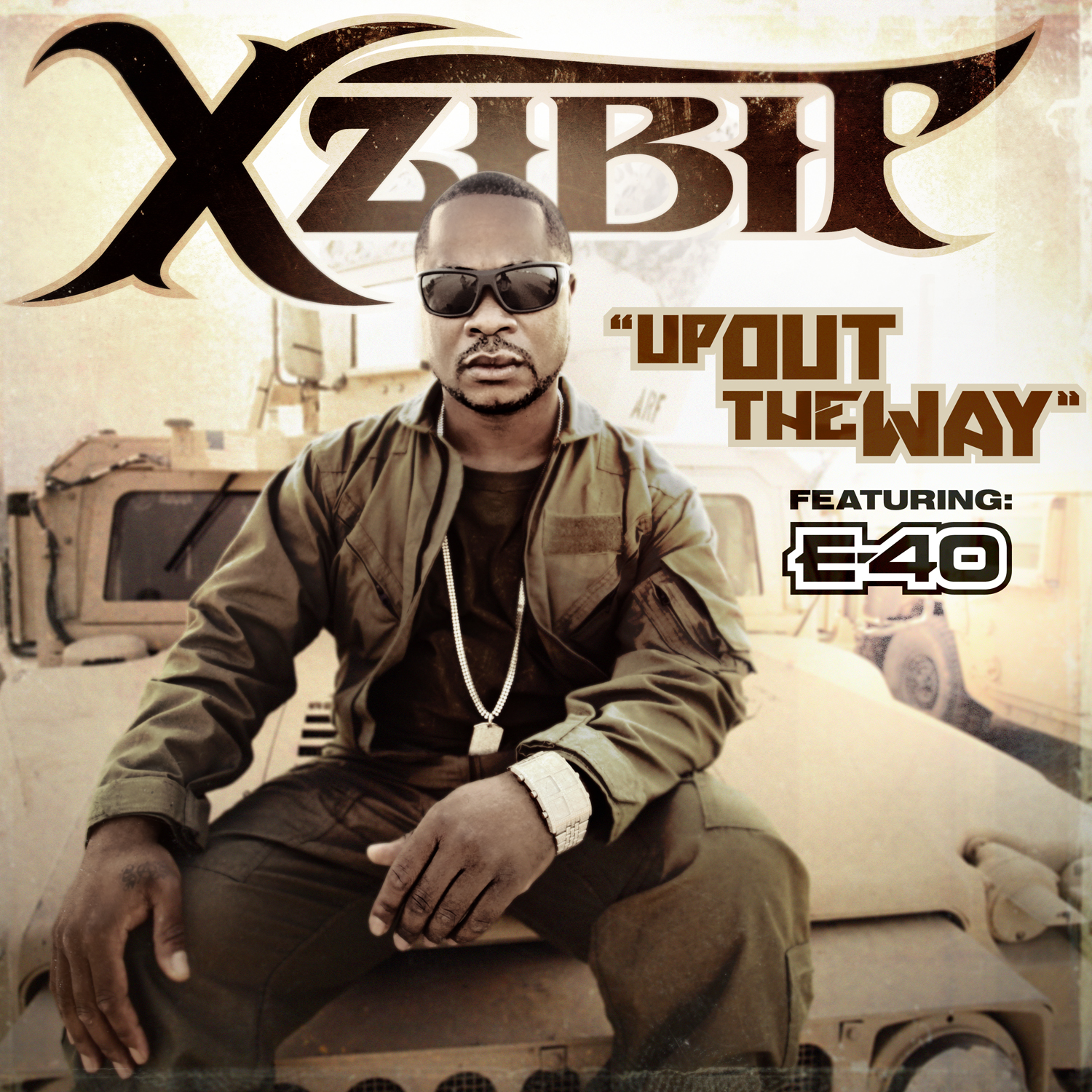 Xzibit – Up Out The Way (con E-40)