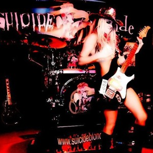 suicide blonde by Symmetry Soundcrew on SoundCloud - Create, record and share your sounds for free